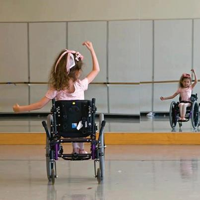 every child should get to dance